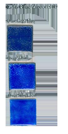 L-56 Blue Zircon (tr)  - Product Image